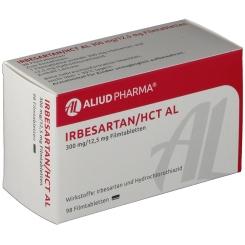 IRBESARTAN/HCT AL 300/12.5