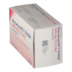 IRBESARTAN/HCT STADA 300 mg/12,5 mg Filmtabletten