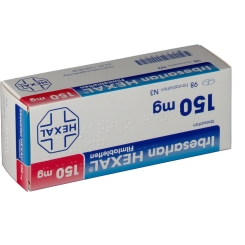IRBESARTAN HEXAL 150 mg