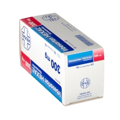 IRBESARTAN HEXAL 300 mg Filmtabletten