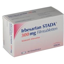 IRBESARTAN STADA 300 mg Filmtabletten