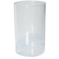 Irrigator-Becher 1 Liter aus Kunststoff