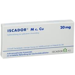 Iscador M c. Cu. 20 mg Ampullen