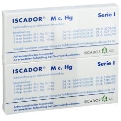ISCADOR® M c. Hg Serie I