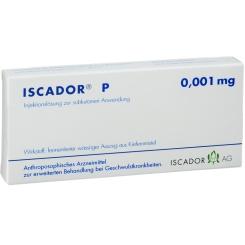 ISCADOR® P 0,001 mg