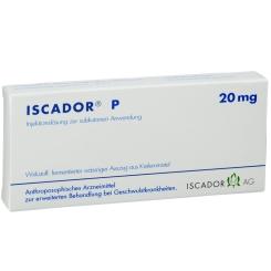 Iscador® P 20 mg Ampullen