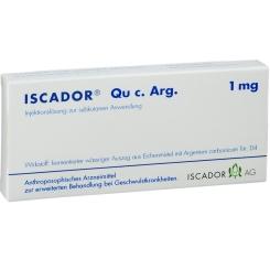 Iscador Qu c. Arg. 1 mg Ampullen