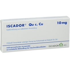 ISCADOR® Qu c. Cu 10 mg