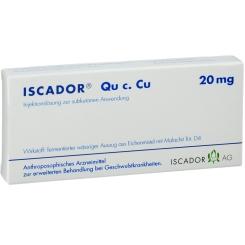Iscador Qu c. Cu. 20 mg Ampullen