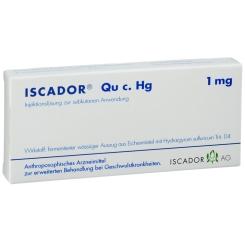 ISCADOR® Qu c. Hg 1 mg