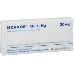 ISCADOR® Qu c. Hg 20 mg