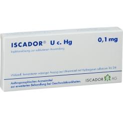 Iscador U c. Hg. 0,1 mg Ampullen