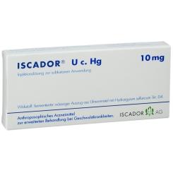 ISCADOR® U c. Hg 10 mg