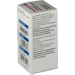 Isentress 400 mg Filmtabletten