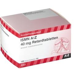 Ismn 40 mg AbZ retard Tabl.