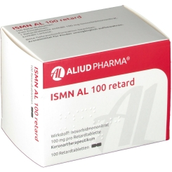 Ismn Al 100 Retardtabletten