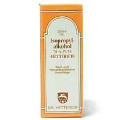 Isopropylalkohol 70 % Hetterich