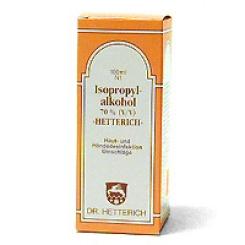 Isoprpyalkohol 70% Hetterich