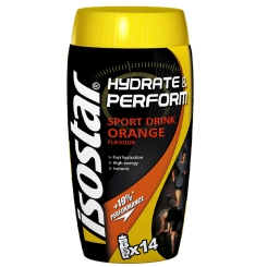 Isostar® Hydrate & Perform Orange