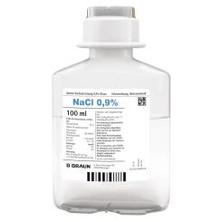 Isotone Kochsalz-Lösung 0,9 % Braun Ecobag®