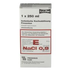 Isotonische Kochsalzlösung Fresenius NaCL 0,9