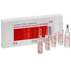 Isotonische NaCl 0,9% Eifelfango Ampullen