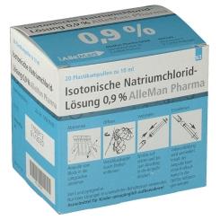 Isotonische Natriumchlorid-Lösung 0,9 %