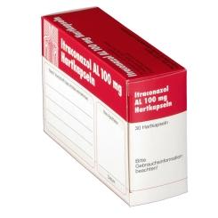 ITRACONAZOL AL 100 mg Hartkapseln