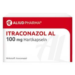 ITRACONAZOL AL 100MG HART