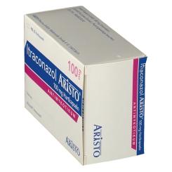 ITRACONAZOL Aristo 100 mg Hartkapseln