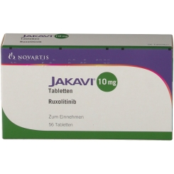 JAKAVI 10 mg Tabletten