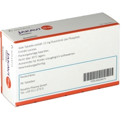 JAKAVI 15 mg Tabletten