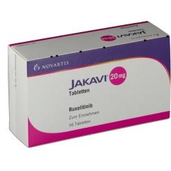JAKAVI 20 mg Tabletten