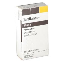 JARDIANCE 10 mg Filmtabletten
