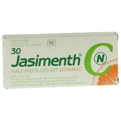 Jasimenth® C N Pastillen