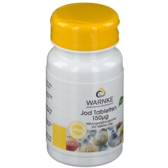 Jod Tabletten 150 µg