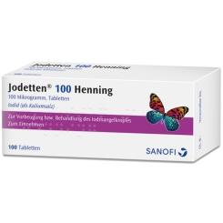 Jodetten® 100 Henning