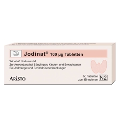 Jodinat® 100 µg Tabletten