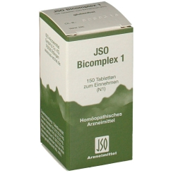 JSO Bicomplex Heilmittel Nr. 1