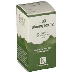 JSO Bicomplex Heilmittel Nr. 12