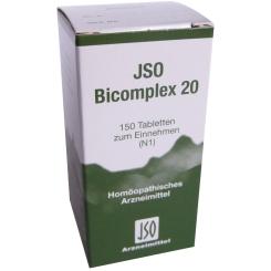 JSO Bicomplex Heilmittel Nr. 20