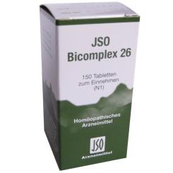 JSO Bicomplex Heilmittel Nr. 26