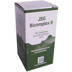 JSO Bicomplex Heilmittel Nr. 8
