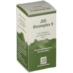 JSO Bicomplex Heilmittel Nr 9