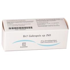 JSO JKH BRUSTMITTEL Br 7 Galeopsis cp Globuli