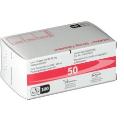 Jutabloc 50 mg Tabl.