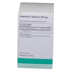 KAL® B1 Thiamin 100 mg