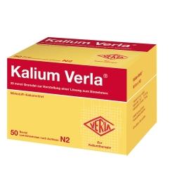 Kalium Verla® Granulat Beutel