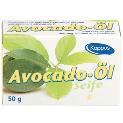 Kappus Avocado-Öl Seife