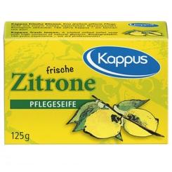 Kappus frische Zitrone Pflegeseife